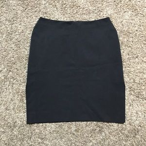 Ralph Lauren Black Pencil Skirt Size 8